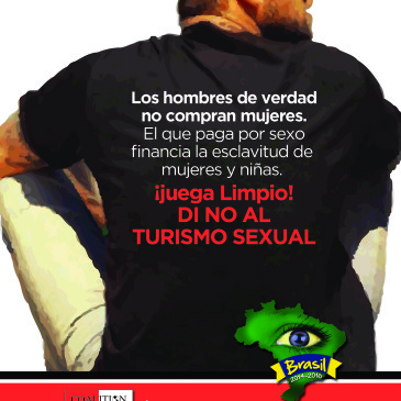 El MJNJ se une a Campaña contra el Turismo Sexual Infantil