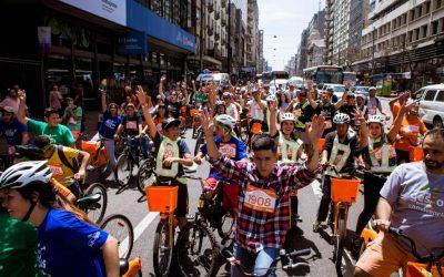 CLAVES organiza bicicleteada por el Buentrato