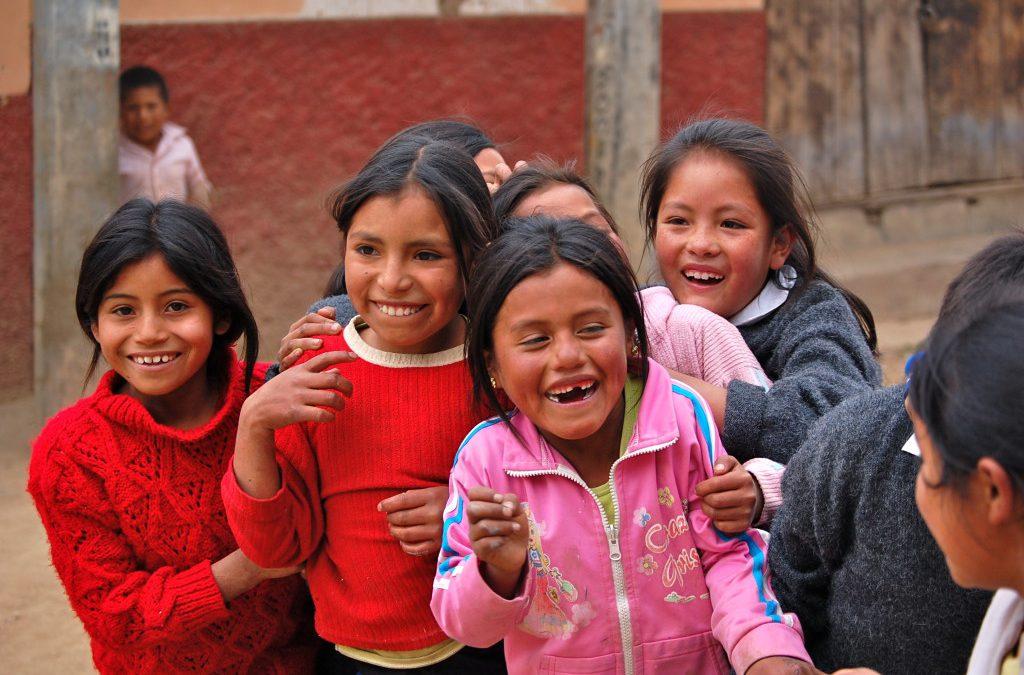 Día internacional de la niña: 11 de octubre