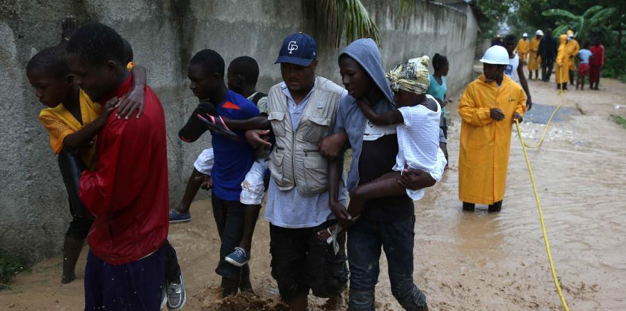 Formas de ayuda para afectados en Haití por el huracán Matthew
