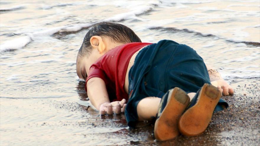 Aylan Kurdi y la historia de los refugiados