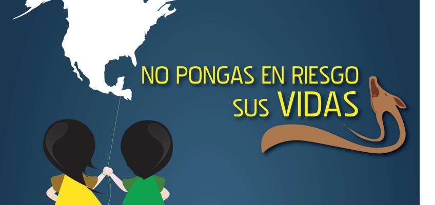 """El Gobierno de El Salvador lanza la campaña: """"No pongas en riesgo sus vidas"""""""