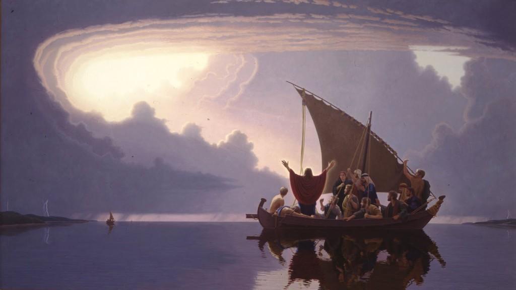 """""""¿Por qué no tiene fe?"""": Comentario al evangelio de Marcos 4,35-41"""