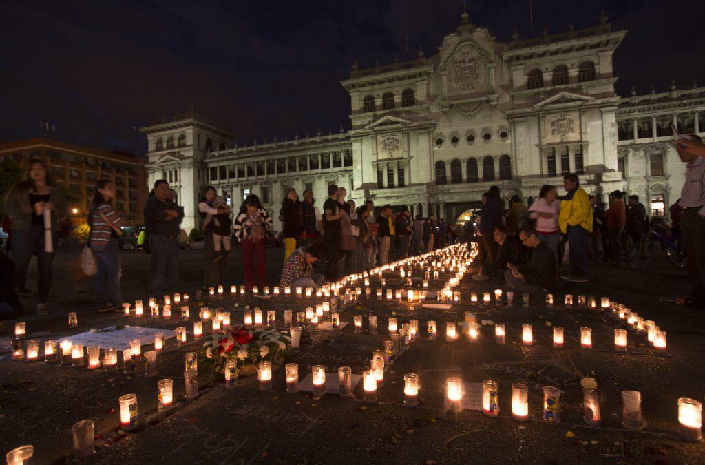 40 vidas se apagan, dolor e indignación