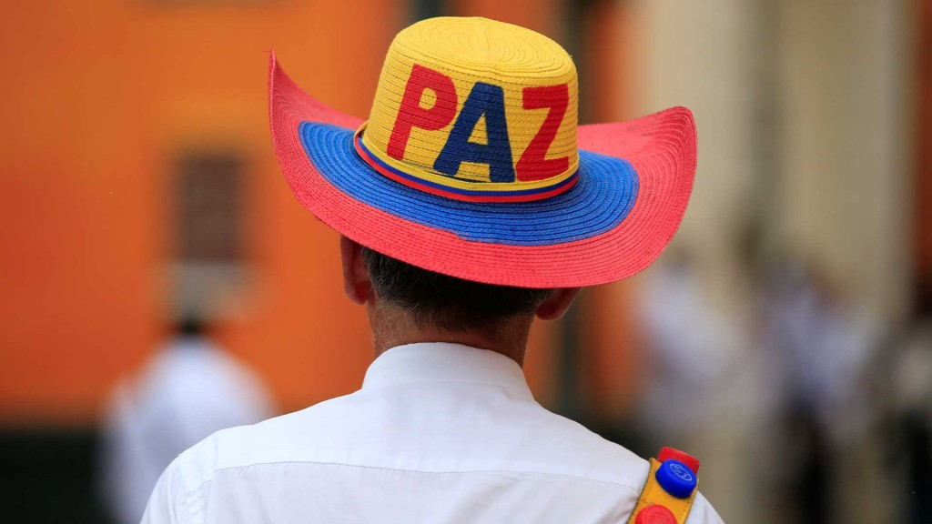 Esta Colombia inexplicable que me llena de tristeza