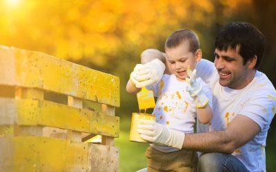 El vínculo afectivo: seguridad y confianza en las niñas y niños