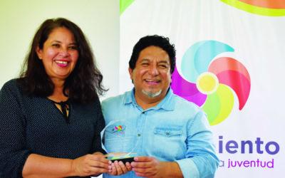 Presentación de Loida Carriel como nueva Presidenta del Consejo Directivo del MNJ