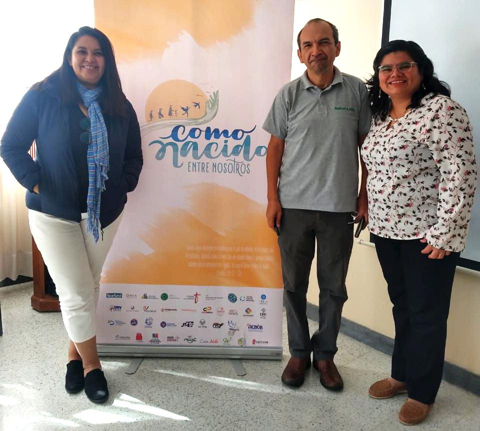 Líderes de comunidades de fe cristianas de América del Sur reunidos en Bogotá para trabajar estrategias de acción conjunta a favor de las personas migrantes en la región