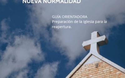 GUIA: La Iglesia local en la nueva normalidad