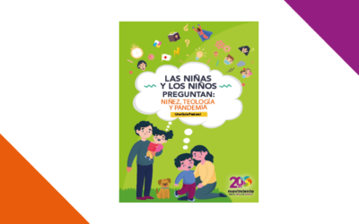 """Presentación de """"Las niñas y los niños preguntan: Niñez, teología y pandemia"""" se realizará a través de conferencia virtual"""