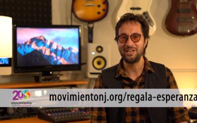 "Santiago Benavides realiza concierto virtual a beneficio de ""Regala Esperanza"""