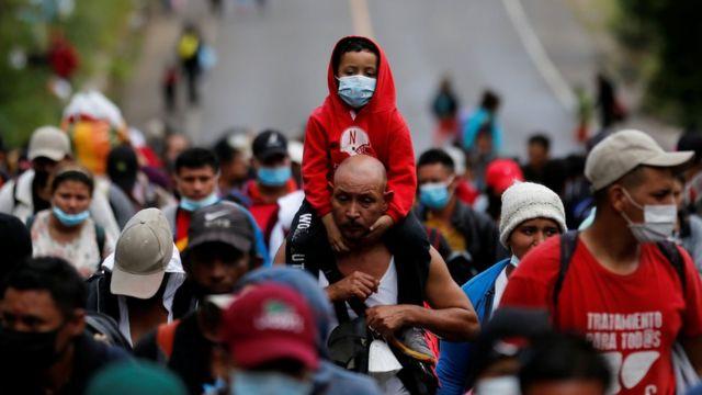 Pronunciamiento ante la reciente caravana desde Honduras